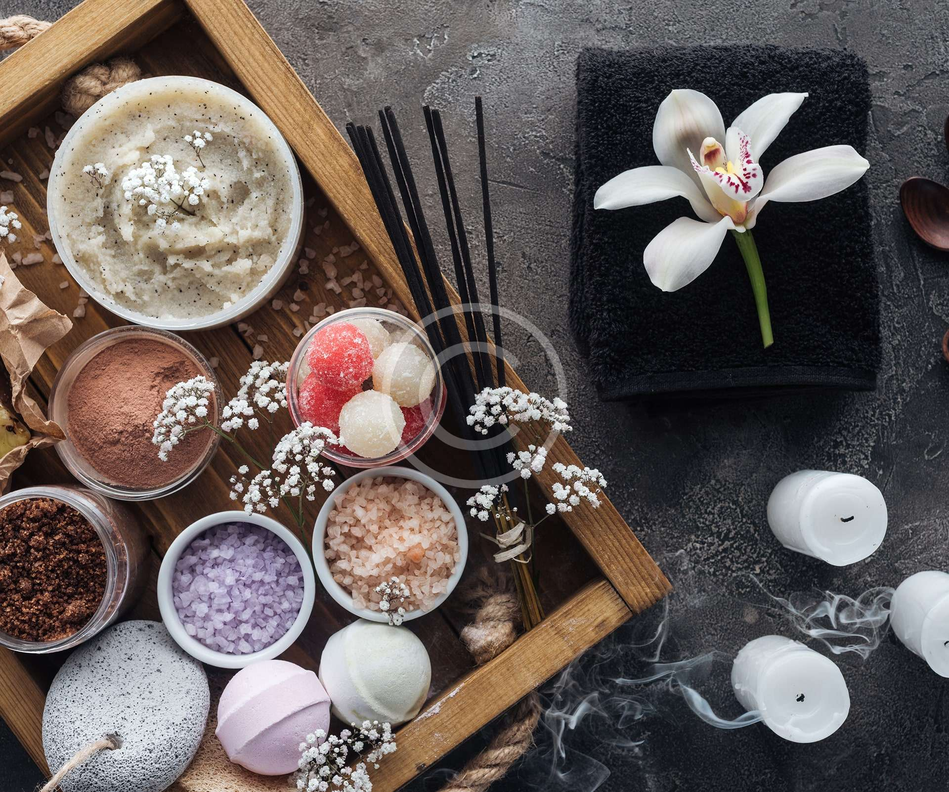 Aromatherapy Session